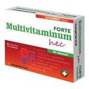 Multivitaminum hec Forte, tabletki, 30 szt.