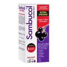Sambucol Extra Strong, płyn, 120 ml