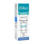 Oillan Balance, hydro-aktywny krem do twarzy, 50 ml