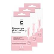Zestaw 3x Enilome Pro kolagenowe płatki pod oczy