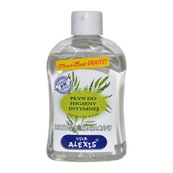 Alexis Viva, płyn do higieny intymnej, drzewo herbaciane, 275 ml
