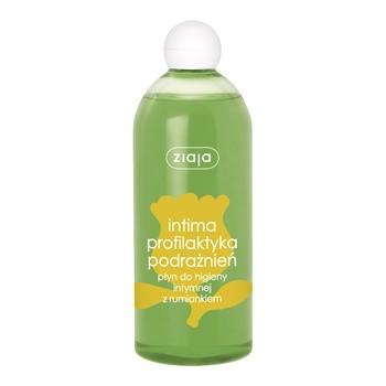 Ziaja Intima profilaktyka podrażnień, płyn do higieny intymnej z rumiankiem, 200 ml