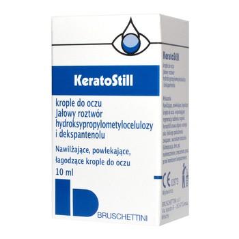 KeratoStill, krople do oczu, 10 ml