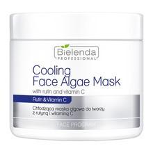 Bielenda Professional, chłodząca maska algowa z rutyną i witaminą C, 190 g