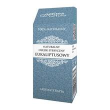 Optima Natura, naturalny olejek eteryczny eukaliptusowy, 10 ml