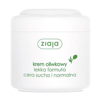Ziaja, oliwkowy krem lekka formuła, 200 ml