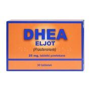 DHEA Eljot, 25 mg, tabletki powlekane, 30 szt.