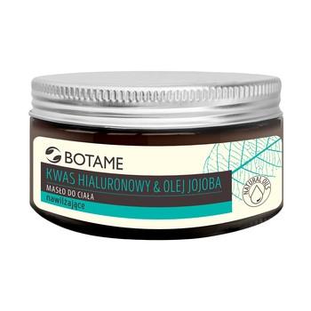 Botame Body, nawilżające masło do ciała z kwasem hialuronowym, 300 ml