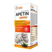 DOZ PRODUCT Apetin Senior, syrop, 120 ml