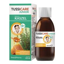 Tussicare Junior, syrop, 120 ml