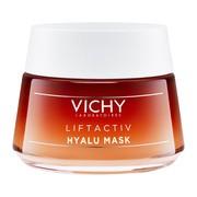 Vichy Liftactiv Hyalu Mask, krem-maska na noc, 50 ml