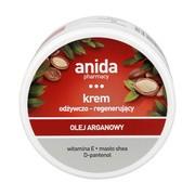 Anida, krem odżywczo-regenerujący, olejek arganowy, 125 ml