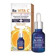 Floslek Laboratorium, Revita C, koncentrat witaminowy pod oczy, na szyję i dekolt, 15ml
