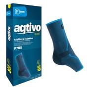 Elastyczny stabilizator stawu skokowego z silikonowymi wkładkami Prim Aqtivo Skin P705, rozmiar S