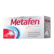 Metafen, tabletki, 50 szt.