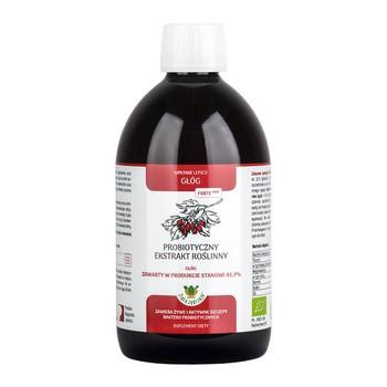 EKO Probiotyczny ekstrakt roślinny Zioła Jędrzeja Głóg, płyn, 500 ml