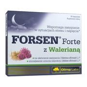 Forsen Forte z walerianą, kapsułki, 30 szt.
