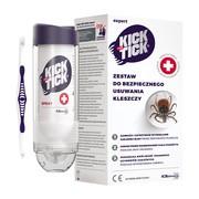 Kick the Tick expert, zestaw do bezpiecznego usuwania kleszczy, 9 ml