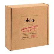 Zestaw Promocyjny Oleiq, hydrolat z róży, 100 ml + olej z pestek wiśni, 100 ml + olej z pestek śliwki, 30 ml