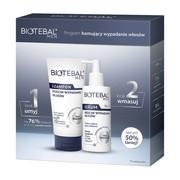 Zestaw Promocyjny Biotebal Men przeciw wypadaniu włosów, szampon, 150 ml + serum, 100 ml