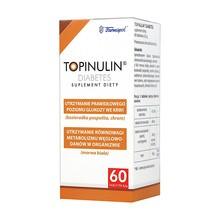 Topinulin Diabetes, tabletki, 60 szt.
