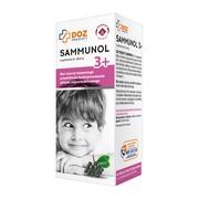 DOZ PRODUCT Sammunol 3+, syrop, 120 ml