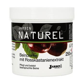 Jardin Naturel, krem do nóg z wyciągiem z kasztanów,  250 ml