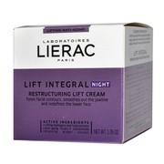 Lierac Lift Integral, restrukturyzujący krem liftingujący na noc, 50 ml