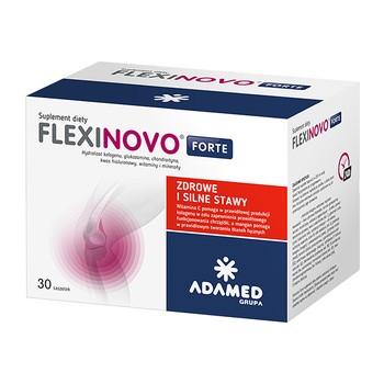 Flexinovo Forte, proszek do stosowania doustnego, saszetki, 30 szt.
