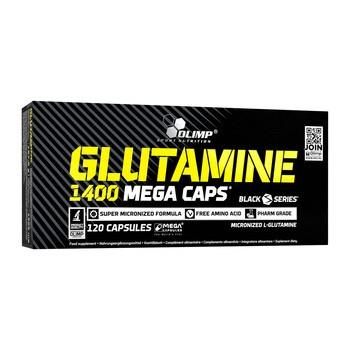 Olimp Glutamine Mega Caps 1400, kapsułki, 120 szt.