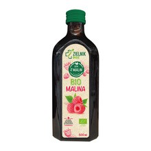 ZIELNIK DOZ BIO Malina, sok, 500 ml
