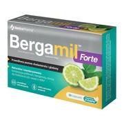 Bergamil Forte, kapsułki roślinne wegańskie, 30 szt.
