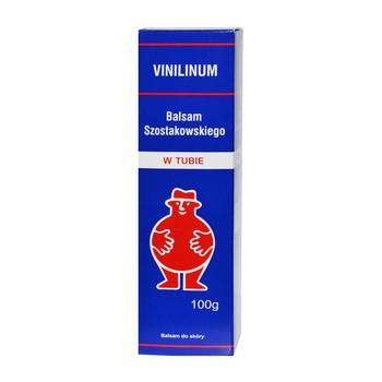 Vinilinum, balsam Szostakowskiego, 100 g (tuba)