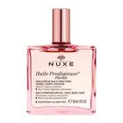 Nuxe Huile Prodigieuse Florale, wielofunkcyjny suchy olejek do pielęgnacji twarzy, ciała i włosów, 50 ml