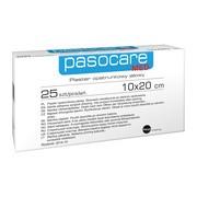 Pasocare Med, plaster opatrunkowy, jałowy, 10 cm x 20 cm, 25 szt.
