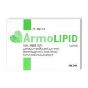 ArmoLipid, tabletki, 20 szt.