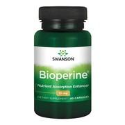 Swanson Bioperine, kapsułki, 60 szt.