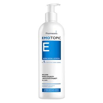 Pharmaceris E Emotopic, balsam nawilżająco-natłuszczający, 400 ml