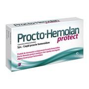 Procto-Hemolan Protect, czopki, 10 szt.