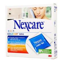 Nexcare ColdHot Mini, okłady żelowe ciepło-zimno, 11 x 12 cm, 1 szt.