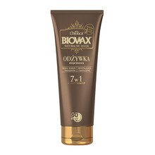 Biovax Naturalne Oleje, BB odżywka ekspresowa do włosów, 7w1, 200 ml
