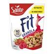 SANTE Fit granola, malina, truskawka, 300 g