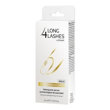 Long 4 Lashes Nails, intensywne serum wzmacniające do paznokci, 10 ml