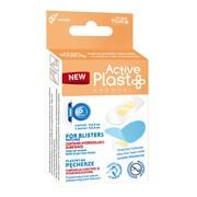Active Plast, zestaw plastrów na pęcherze, hydrokoloidowe, 5 szt.