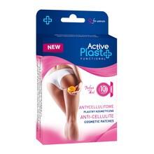 Active Plast Functional, antycellulitowe plastry kosmetyczne, 10 szt.