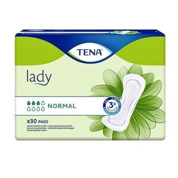 TENA Lady Normal, specjalistyczne podpaski, 30 szt.