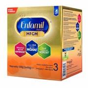 Enfamil Premium MFGM 3 mleko modyfikowane, następne, w proszku, 1200 g (3 x 400 g)