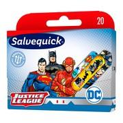 Salvequick Justice League, plastry, 20 szt.