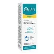 Oillan med+, balsam intensywnie natłuszczający, 400 ml