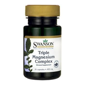 Triple Magnesium Complex, kapsułki, 30 szt.